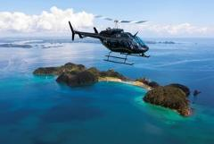 Heli-Coastal Discovery Scenic Flight Ext Version Shared Charter - Day 4