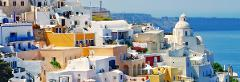 Greece-Athens, Mykonos & Santorini