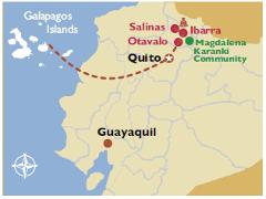 Galapagos Cruise, Quito, Otavalo & Chaski Route