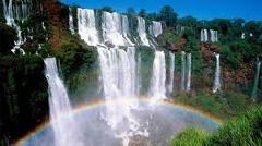 Paraguay-Iguazú Waterfalls and Itaipú Dam