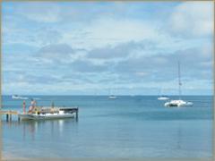 Isla Maya Getaway