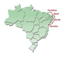 Brazil: Classic Northeast