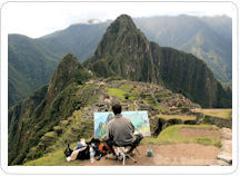Inca Inspiration