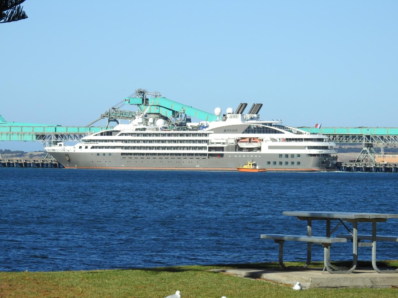 Xplore Eyre: Port Lincoln Cruise Ships Tours