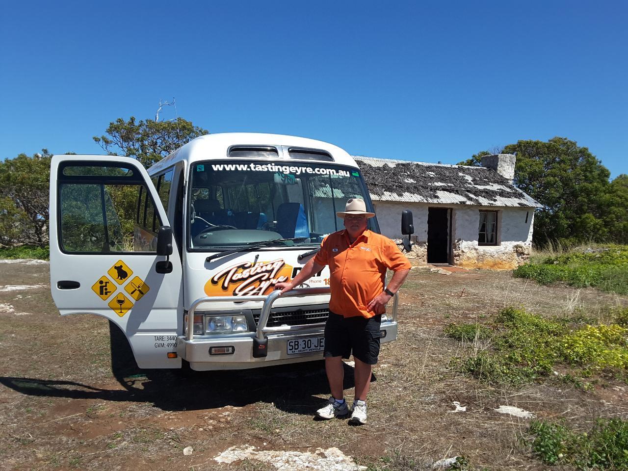 Xplore Eyre - Port Lincoln Day Tour