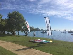 Swan River (Perth CBD) Board Hire