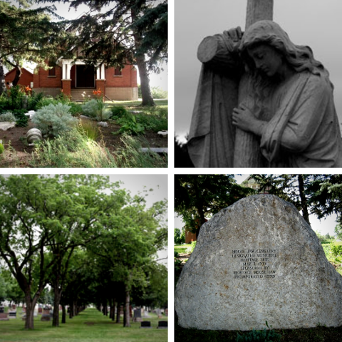 Historic Tour of the Moose Jaw Cemetery