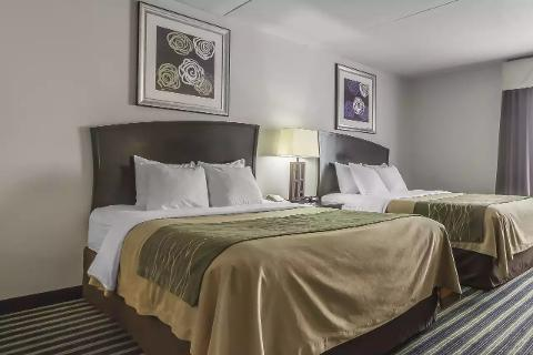 Comfort Inn: Overnight Family Moose Jaw Staycation/Vacation Package