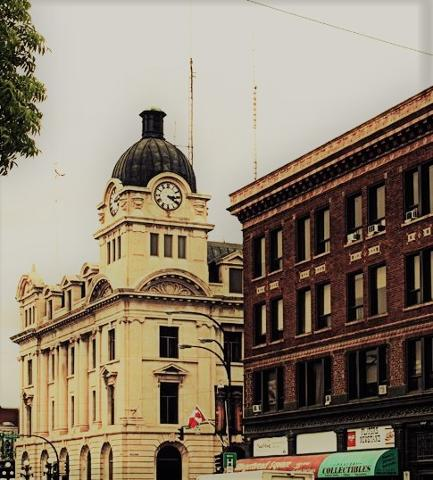 Tourism Moose Jaw Downtown Walking Tour