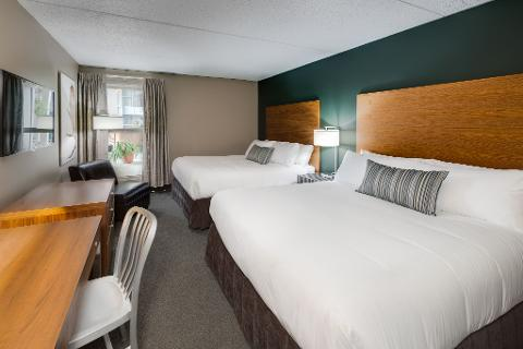 Heritage Inn & Convention Centre: Two Weeknight Family Moose Jaw Staycation/Vacation Package