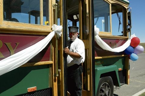 Private Trolley Booking (Weddings, Events, Charter)