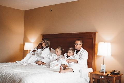 Temple Gardens Hotel & Spa: Two Night Family Moose Jaw Staycation/Vacation Package