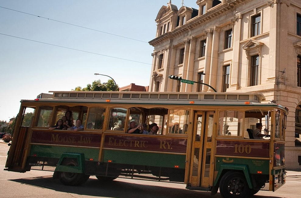 Tales of the Jaw Historic Trolley Tour Downtown Tour Pick up