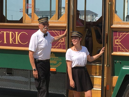 Tales of the Jaw - Historic Trolley Tour