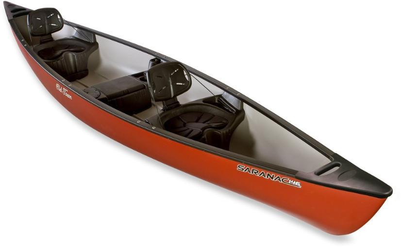 14.5' Old Town Saranac Canoe