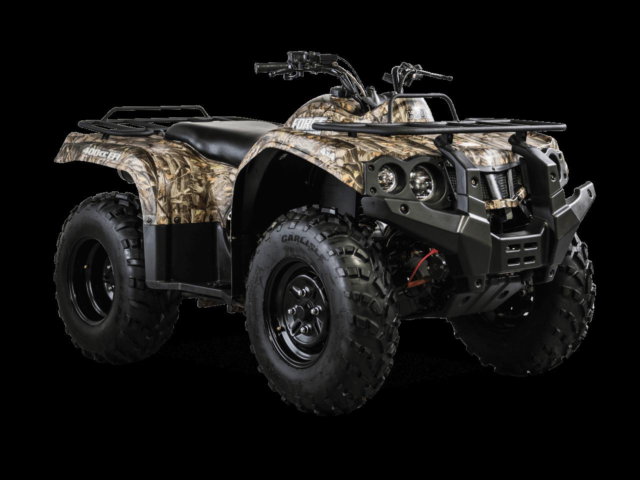 Southern Ontario Rentals - ATV Daily Rental - 1 Rider per Machine