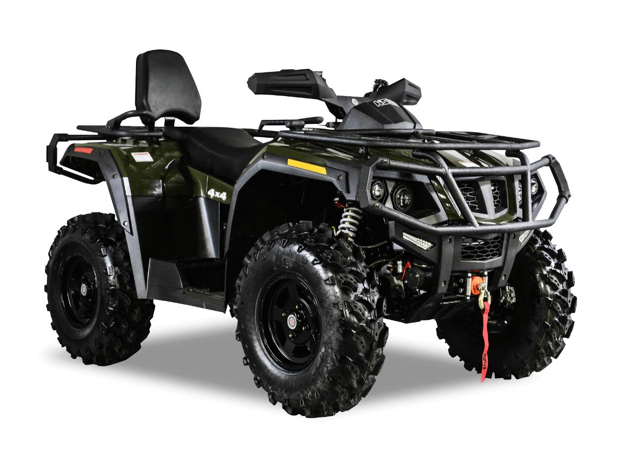 Muskoka Rentals - ATV (2UP) Daily Rental - 2 Riders per Machine - PARK & RIDE PACKAGE