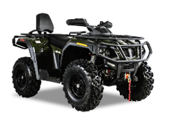 Muskoka Rentals - ATV (2UP) Daily Rental - 2 Riders per Machine