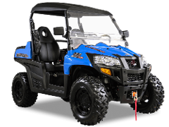 Muskoka Rentals - Side x Side Daily Rental - 2 Riders per Machine
