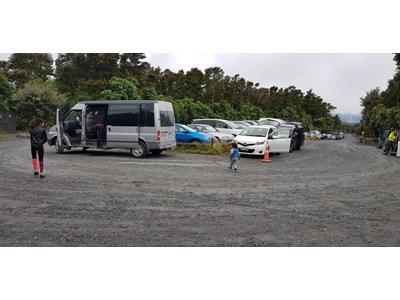 Active Outdoor Adventures private carpark to Mangatepopo (Return trip)