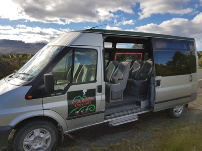 Turangi to Mangatepopo (Return Trip)