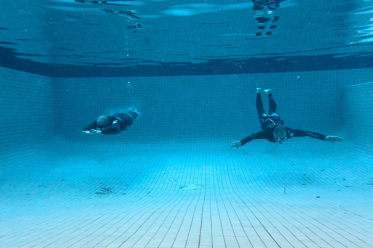 Private 1-Day PADI Basic Freediver Course