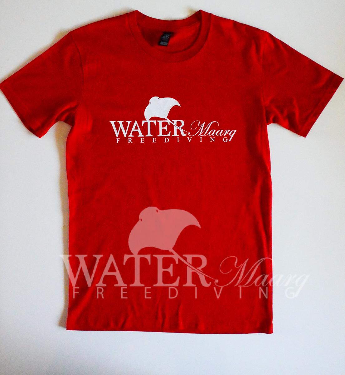 WaterMaarq Logo T-Shirt