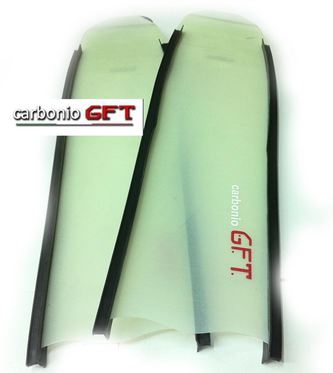 Carbonio GFT VTR Fibreglass Fins