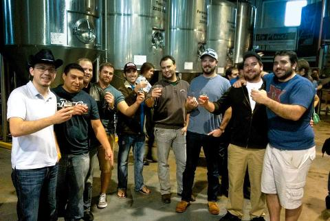Austin Craft Beer Tours