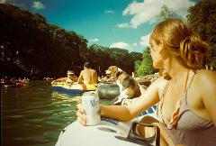 River Tubing (available Mid March - Early October)