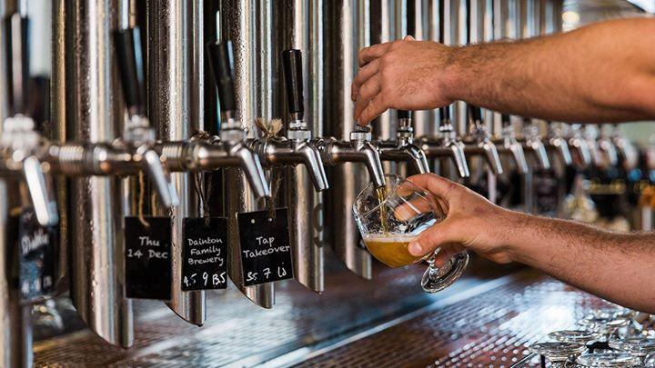 Sat De Sesh (Bayside Beers)