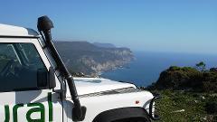 Tour 4x4 no Parque Natural da Arrábida a partir de Lisbon (ou Setúbal)