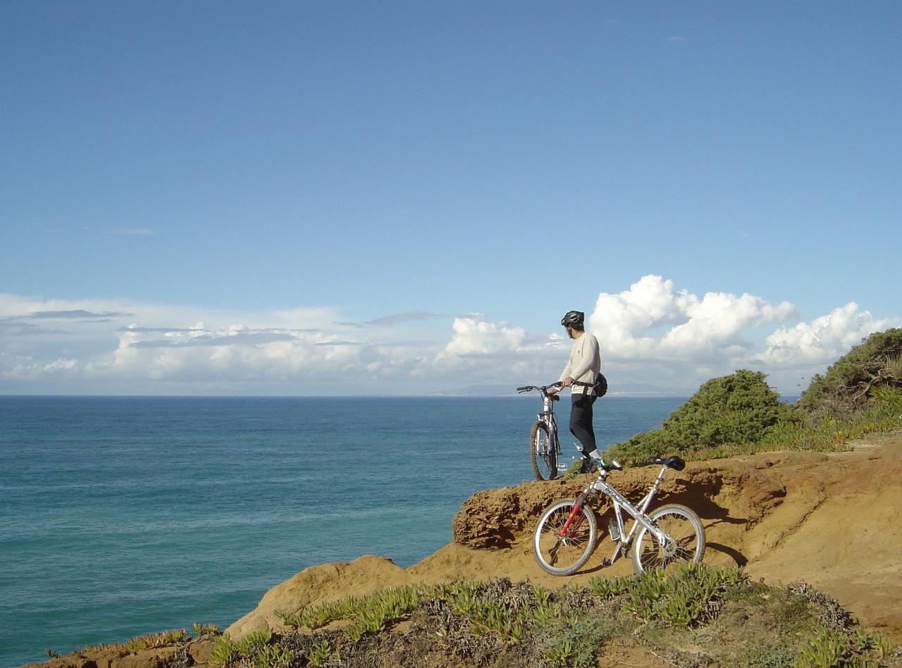 Aluguer de Bicicleta (BTT)