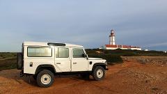 Tour 4x4 pelas Maravilhas do Cabo Espichel a partir de Lisboa (ou Setúbal)