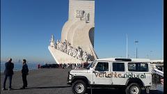 Tour 4x4 e Passeio de Barco na região de Arrábida