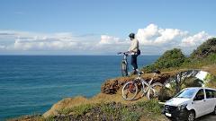 Tour de Bicicleta Eléctrica na região de Arrábida com transfer