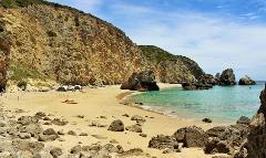 Evento de Praia na região da Arrábida