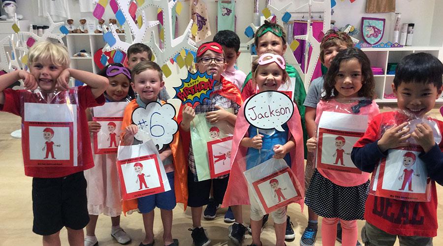 Kindergarten - 1st Grade