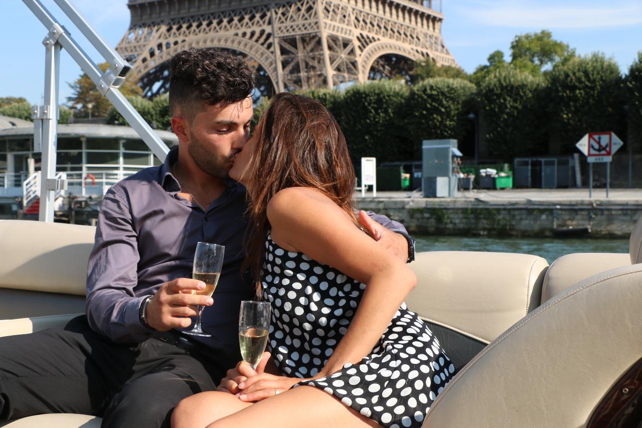 Croisière en amoureux / Romantic cruise
