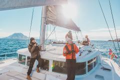 Arctic Fjord Sailing Excursion