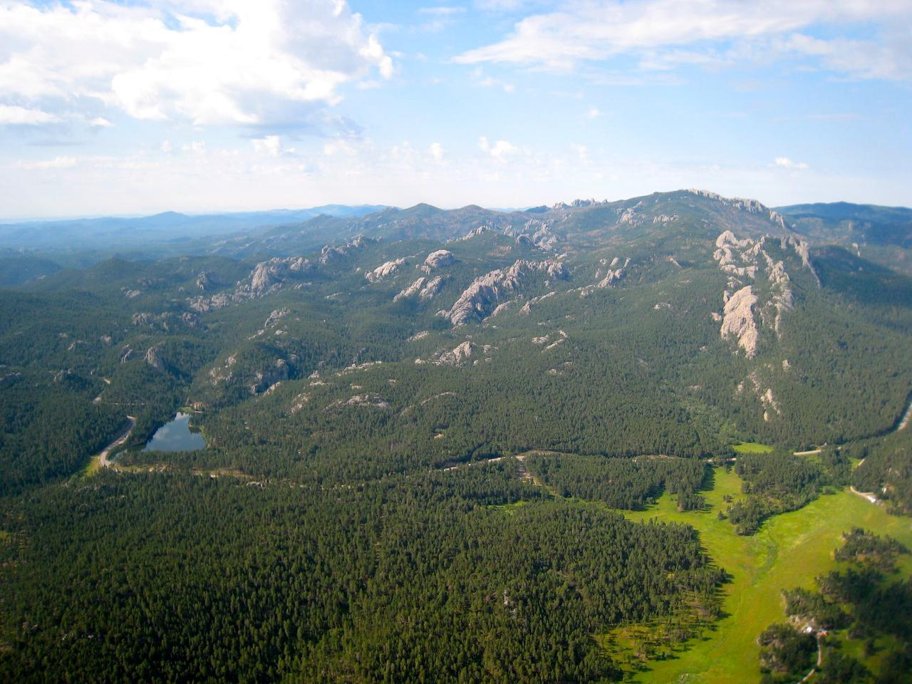 Horsethief Helicopter Tour