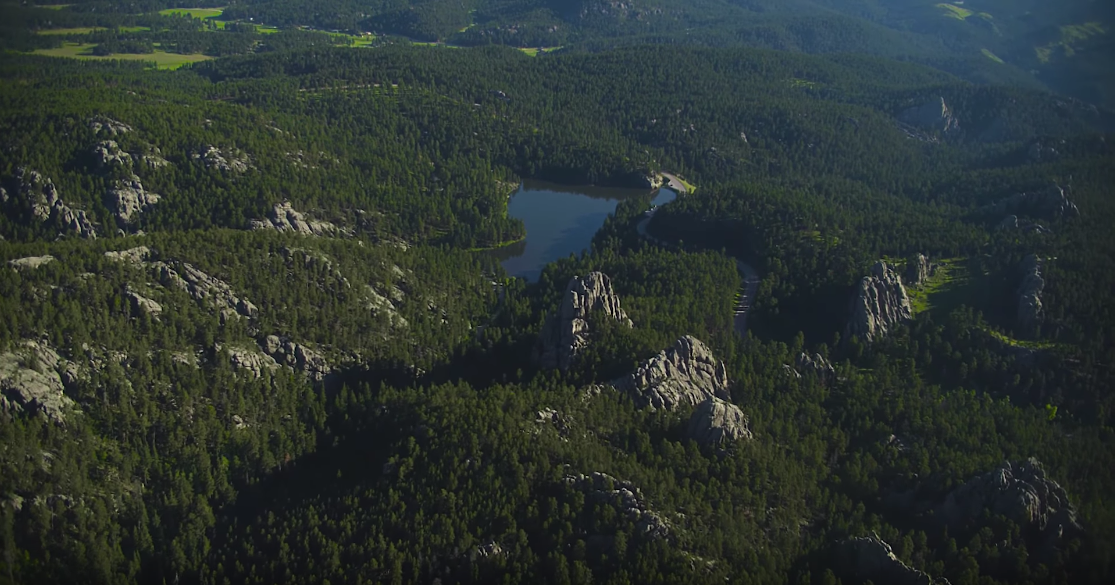 Horsethief Lake Helicopter Tour