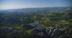Sylvan Lake Helicopter Tour