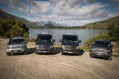 Transfer to Glenorchy, Wanaka, Cromwell