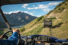 4WD Buggy Farm Expedition Half Day