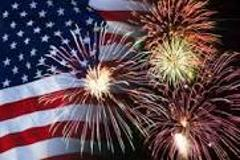 Independence Day Fire Works Cruises