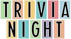 Trivia Night Sunset Cruise