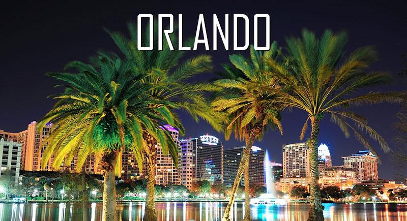 Naples (APF) to Orlando (MCO) 1 Stop