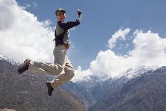 Schoolies In Nepal