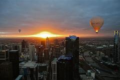 Balloon Flight Melbourne with breakfast